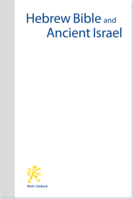 Hebrew Bible and Ancient Israel (HeBAI)