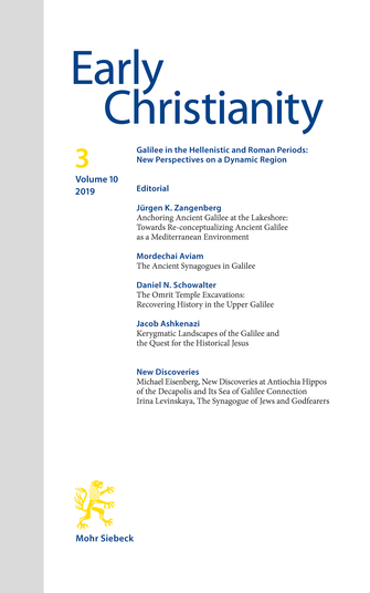 Early Christianity (EC)