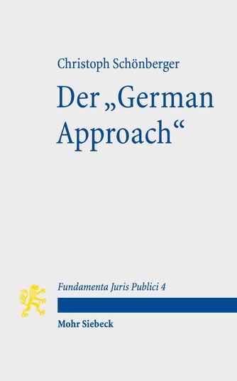 Der »German Approach«
