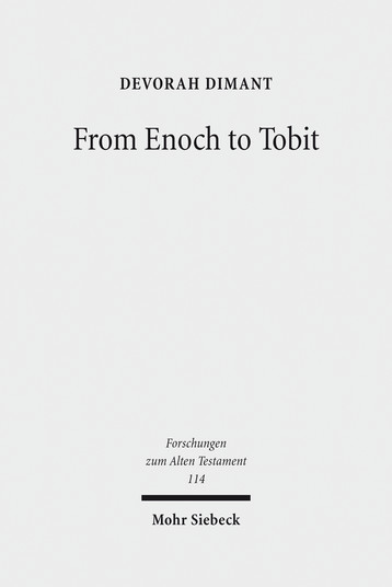 From Enoch to Tobit