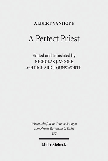 A Perfect Priest