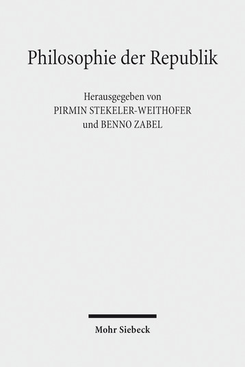 Philosophie der Republik