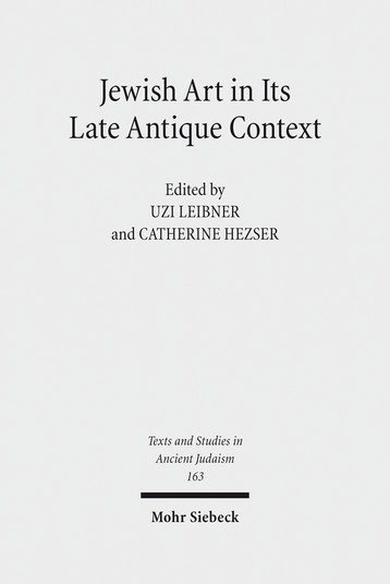 Jewish Art in Its Late Antique Context