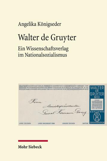 Walter de Gruyter