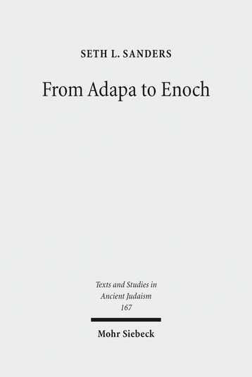 From Adapa to Enoch