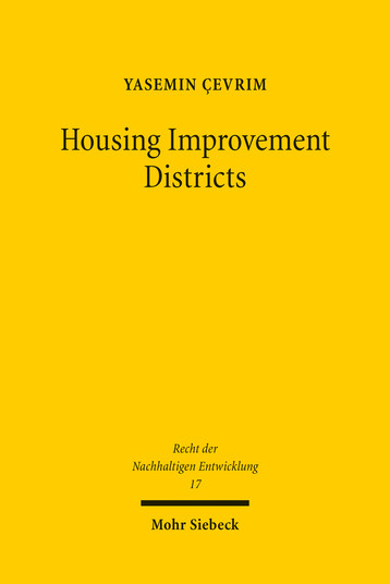 Housing Improvement Districts