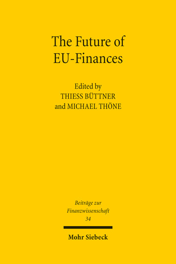 The Future of EU-Finances