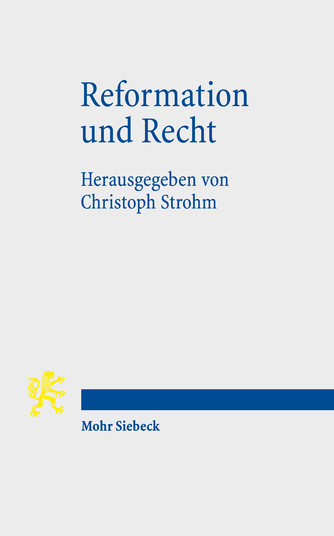 Reformation und Recht