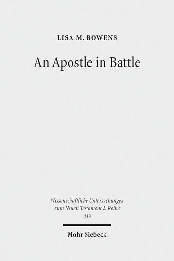 An Apostle in Battle