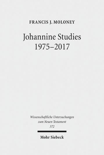 Johannine Studies 1975–2017