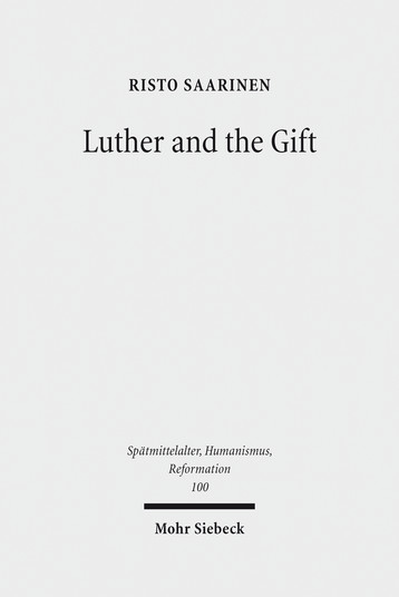 Luther and the Gift