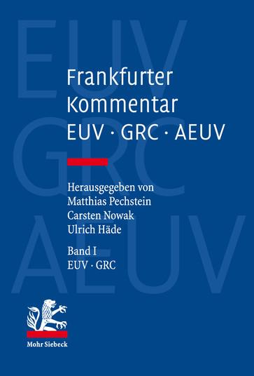 Frankfurter Kommentar zu EUV, GRC und AEUV