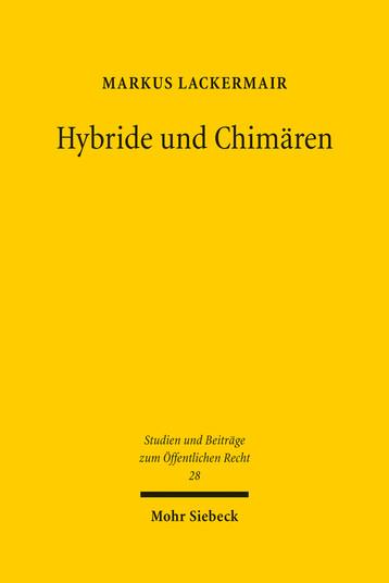 Hybride und Chimären