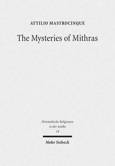 The Mysteries of Mithras