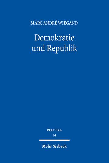 Demokratie und Republik