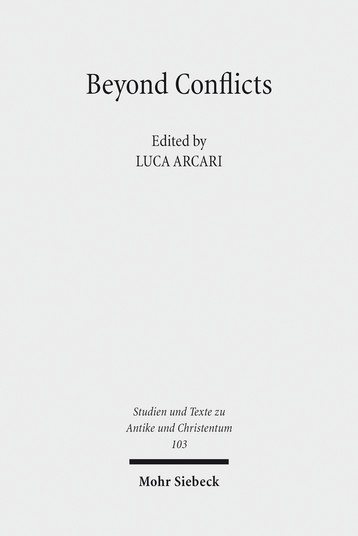 Beyond Conflicts