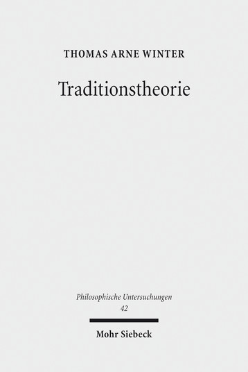 Traditionstheorie