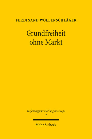 Grundfreiheit ohne Markt