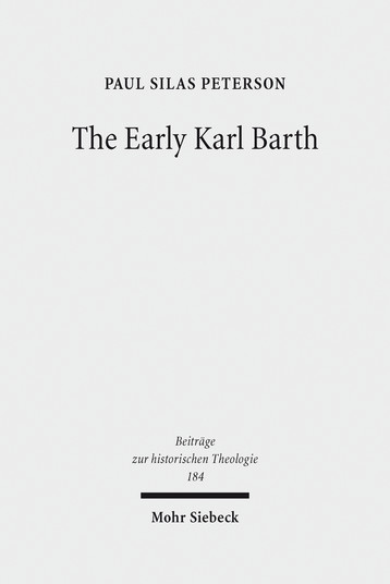 The Early Karl Barth