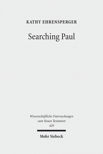 Searching Paul