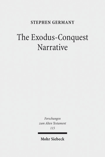 The Exodus-Conquest Narrative