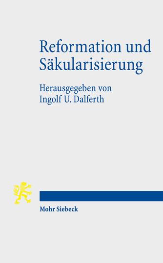 Reformation und Säkularisierung