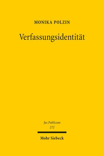 Verfassungsidentität