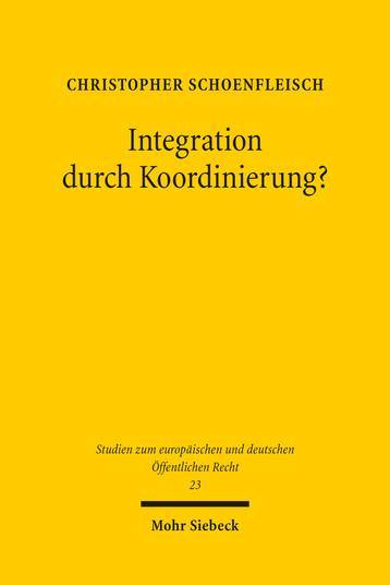 Integration durch Koordinierung?