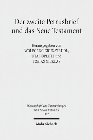 Der zweite Petrusbrief und das Neue Testament