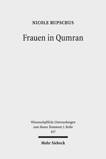 Frauen in Qumran