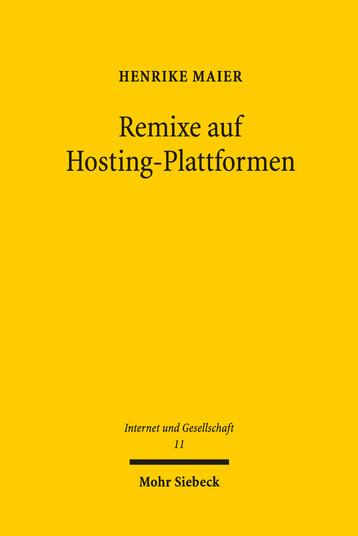 Remixe auf Hosting-Plattformen
