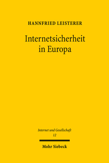 Internetsicherheit in Europa