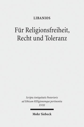 Für Religionsfreiheit, Recht und Toleranz