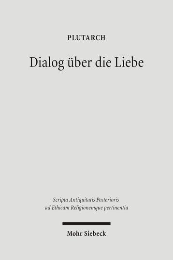 Dialog über die Liebe