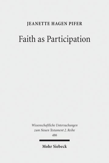 Faith as Participation