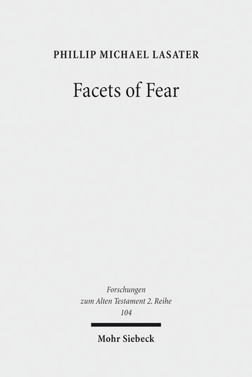 Facets of Fear