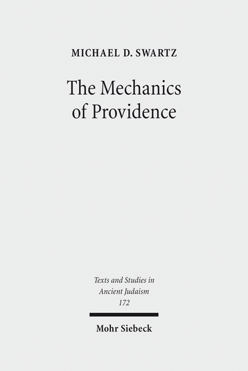 The Mechanics of Providence