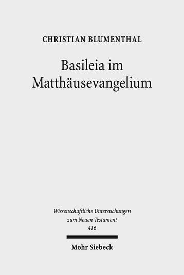 Basileia im Matthäusevangelium