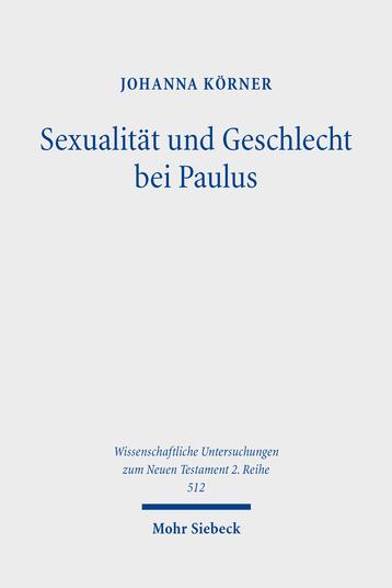 Sexualität und Geschlecht bei Paulus