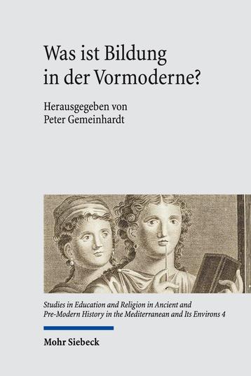 Was ist Bildung in der Vormoderne?