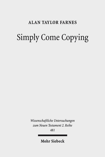 Simply Come Copying