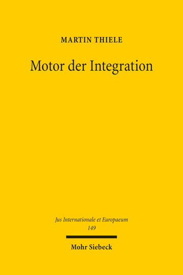 Motor der Integration
