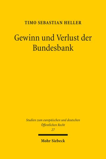 Gewinn und Verlust der Bundesbank