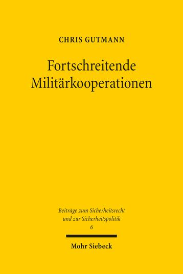 Fortschreitende Militärkooperationen
