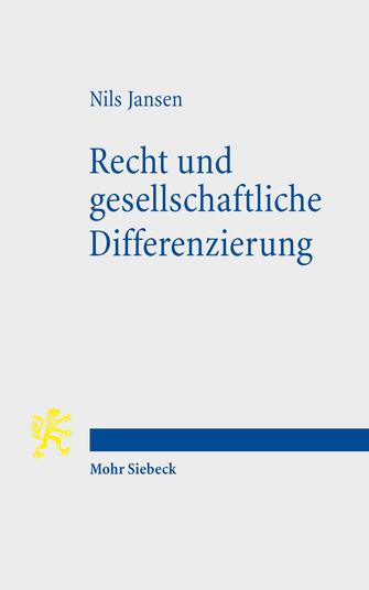 Recht und gesellschaftliche Differenzierung