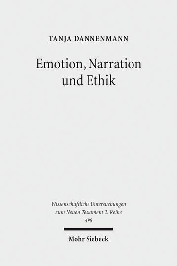 Emotion, Narration und Ethik