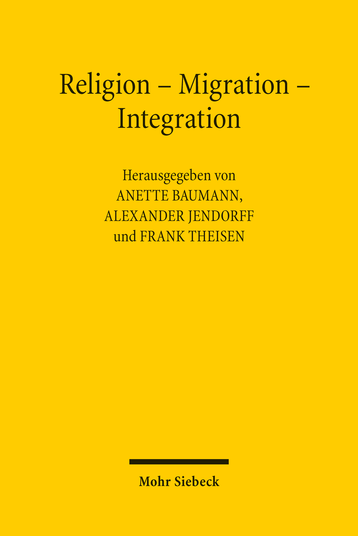Religion – Migration – Integration