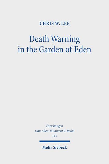 Death Warning in the Garden of Eden