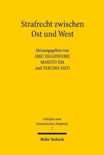 Strafrecht zwischen Ost und West