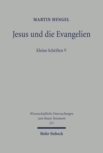Jesus und die Evangelien